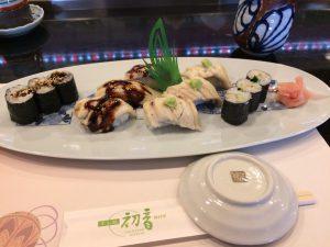 初音寿司(煮穴子)2