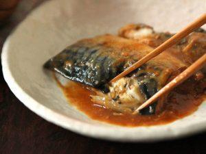 サバ味噌煮2