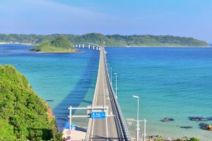 1角島大橋(山口県)